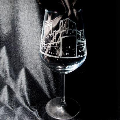 Foto de Copa de vino con lugares