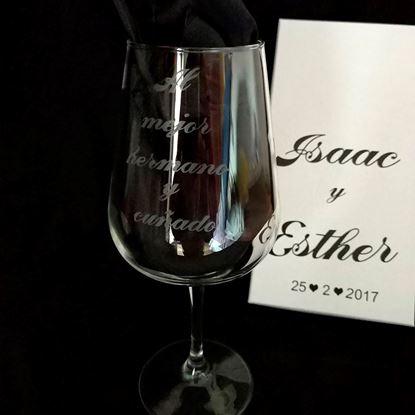 Foto de Copa de vino tú propones