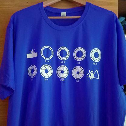 Foto de Camiseta para Fotógrafos I